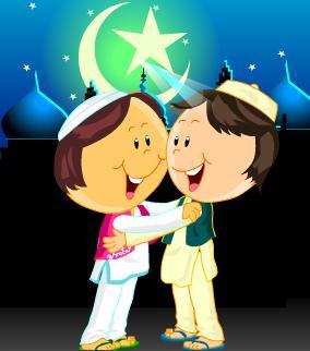 Suikerfeest, Eid Mubarak!